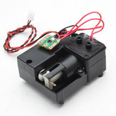 Heng Long Smoke Maker Machine para 1/16 China 99 RC Tank Accessories Parts