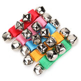 4 szt. Baby Kids Nadgarstek Ankle Bell 4 Jingle Bell Strap Bracelet Early Musical Toys