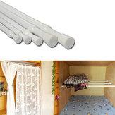 Bastone per tenda doccia 30-50cm estensibile finestra tenda palo telescopico