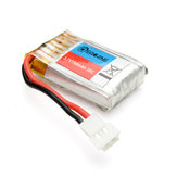 Everyine H8 H8S 3D Mini RC Quadcopter Spare Parts 3.7V 150mAh Lipo البطارية H8mini-003