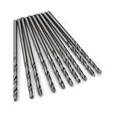 10pcs 2.5mm Micro HSS Twist Drill Bits Straight Shank Electrical Drill Bits