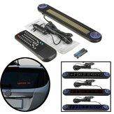 LED Anzeige programmierbarer elektronischer bewegliches Blättern Mitteilung Zeichen Fernbedienung 12V