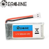 Eachine 3.7V 500mah 25C Lipo Battery for Hubsan H107 H107L H107C H107D