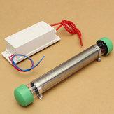 AC 220V 7.5g Ozon Generator Ozonbuis 7,5g / uur voor DIY Plant Air Purifier
