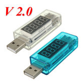 DC 3-7.5V 0-5A V2.0 USB Voltage Current Meter Detector Charger
