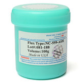 NC-559-ASM TPF Solder Flux Anti-Wet No-Clean 100g Cream AMTECH Solder Flux