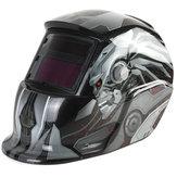 Transformé auto escurecimento capacete de soldagem Solar tig soldador mig máscara de lente