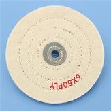 6 polegadas rodada senti lã 1 / 2inch polidor tampão caramanchão polimento roda de polimento