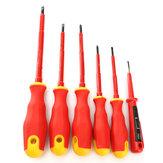 Praktische 6 Stück VDA Elektriker Schraubendreher-Set elektrisch isoliert Satz Werkzeuge