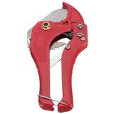 42mm PVC potrubí Trubková trubka Plastová hadice Ratcheting Cutter Klíče Nástroj