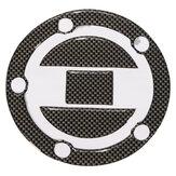 Carbon Fuel Gas Cap Cover Suzuki GSXR600 Gloednieuw