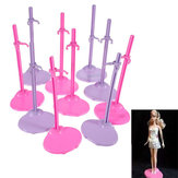 Doll Stand Support Prop Up Toy Display Holder For Barbie Dolls