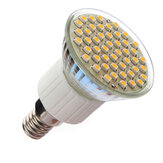 E14 48 SMD LED Warm Wit 2.5W Light Soptlight Lamp Bulb 230V