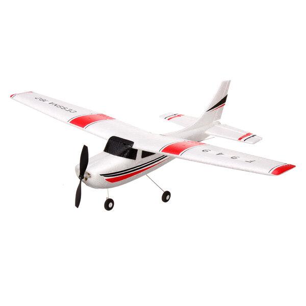 WLtoys F949 3CH 2 4G Cessna 182 Micro RC Airplane RTF