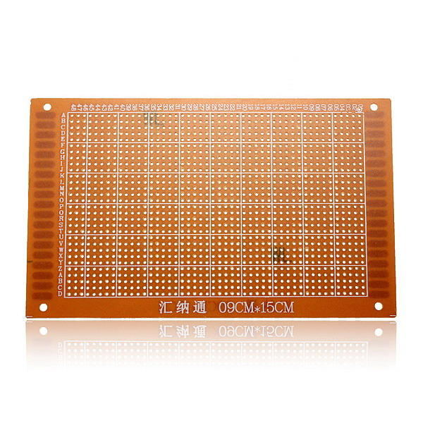 19 x 15cm PCB Prototyping Printed Circuit Board Breadboard, Banggood  - buy with discount