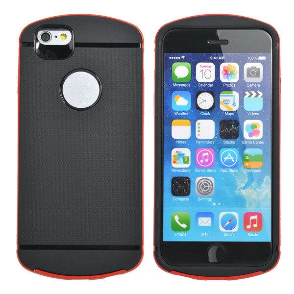 Ốp lưng lai TPU độc đáo Ốp lưng PC cho iPhone 6 Plus