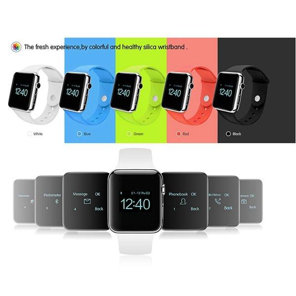 Smart Watch WristWatch Sport Watch for Iphone Samsung HTC Phone