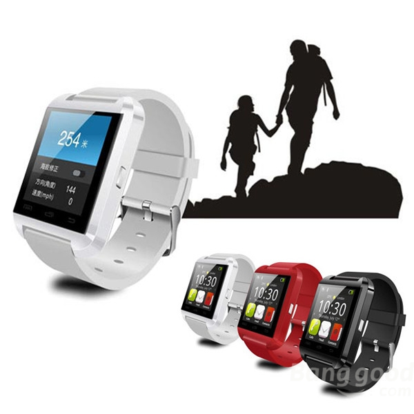 U8 U Watch 1.48 Inch bluetooth Smart Wrist Band Bracelet