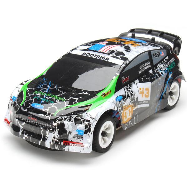 מכונית על שלט קומפקטית Wltoys