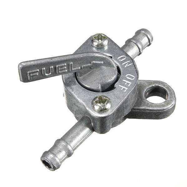 Aluminium Inline Petrol Fuel Tap ON//OFF Switch for Motorcycle Bike UK