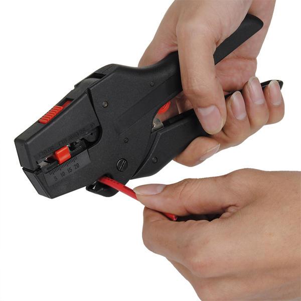 FUTIAN FS-D3 Self Adjusting Insulation Stripper Wire Fasten Tools