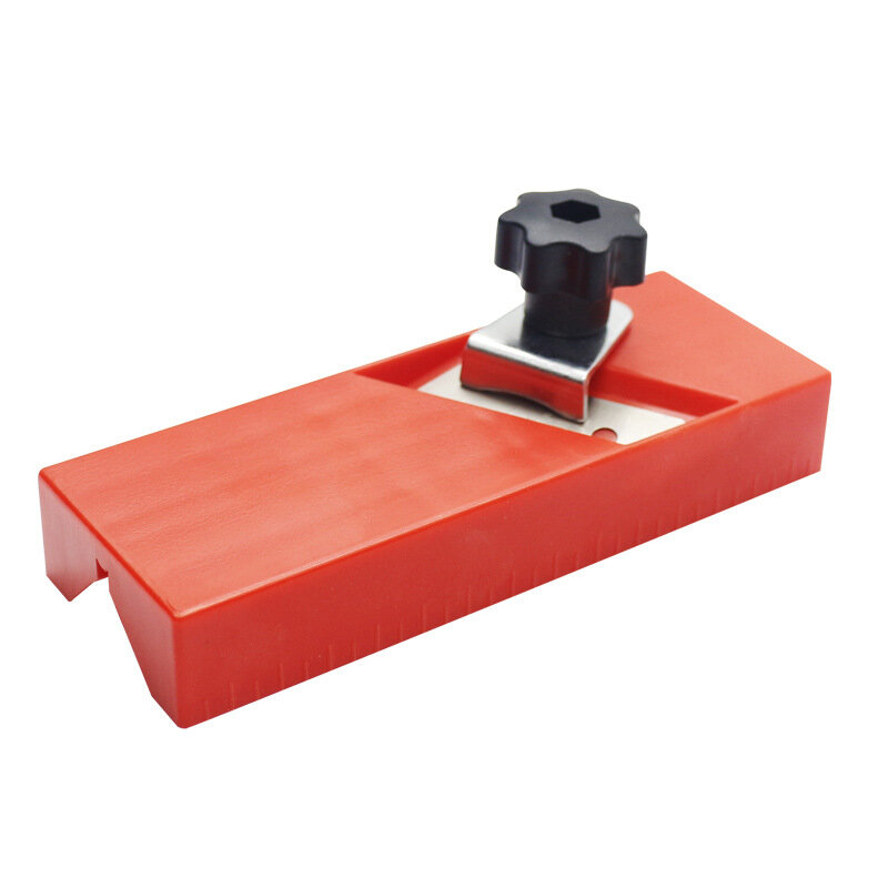 Manual Polyester Fiber Acoustic Board Chamfering Tool Woodworking Planer Gypsum Board Trimming 45 Degree Yin and Yang Ch