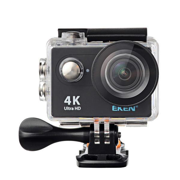 ईकेएन H9 4K वाईफाई डीवी स्पोर्ट एक्शन कैमरा कार डीवीआर