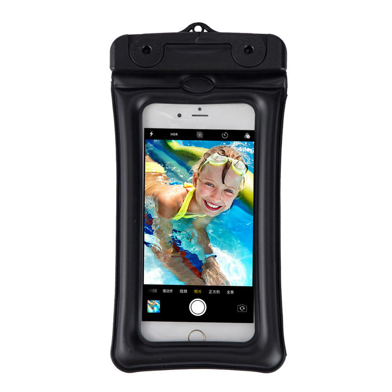 check out aac54 495cb IPRee® 6 Inch IPX8 Waterproof Mobile Phone Bag Pouch Touch Screen Cell  Phone Holder Cover For iPhone X Xiaomi