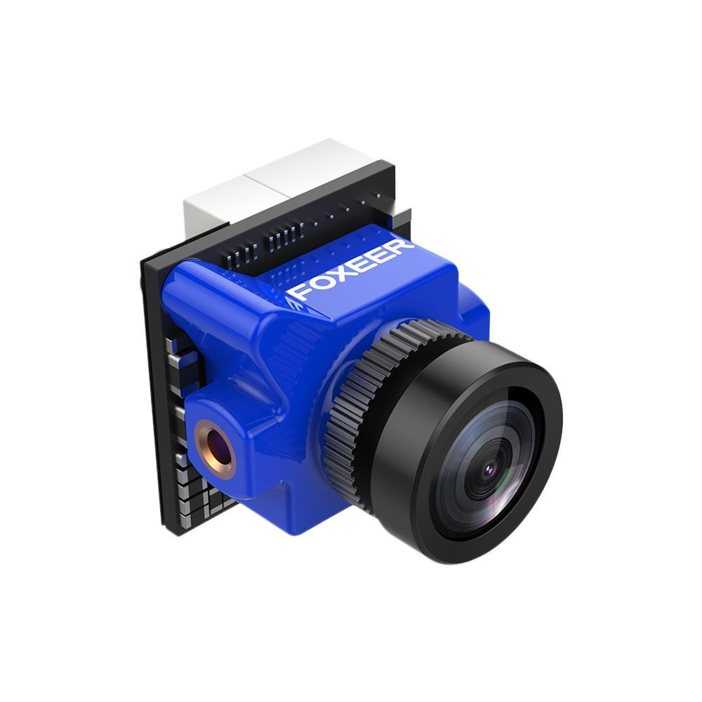 Foxeer Micro Predator 4 Super WDR 4ms Latency 1000TVL FPV Racing Camera with OSD for RC Drone
