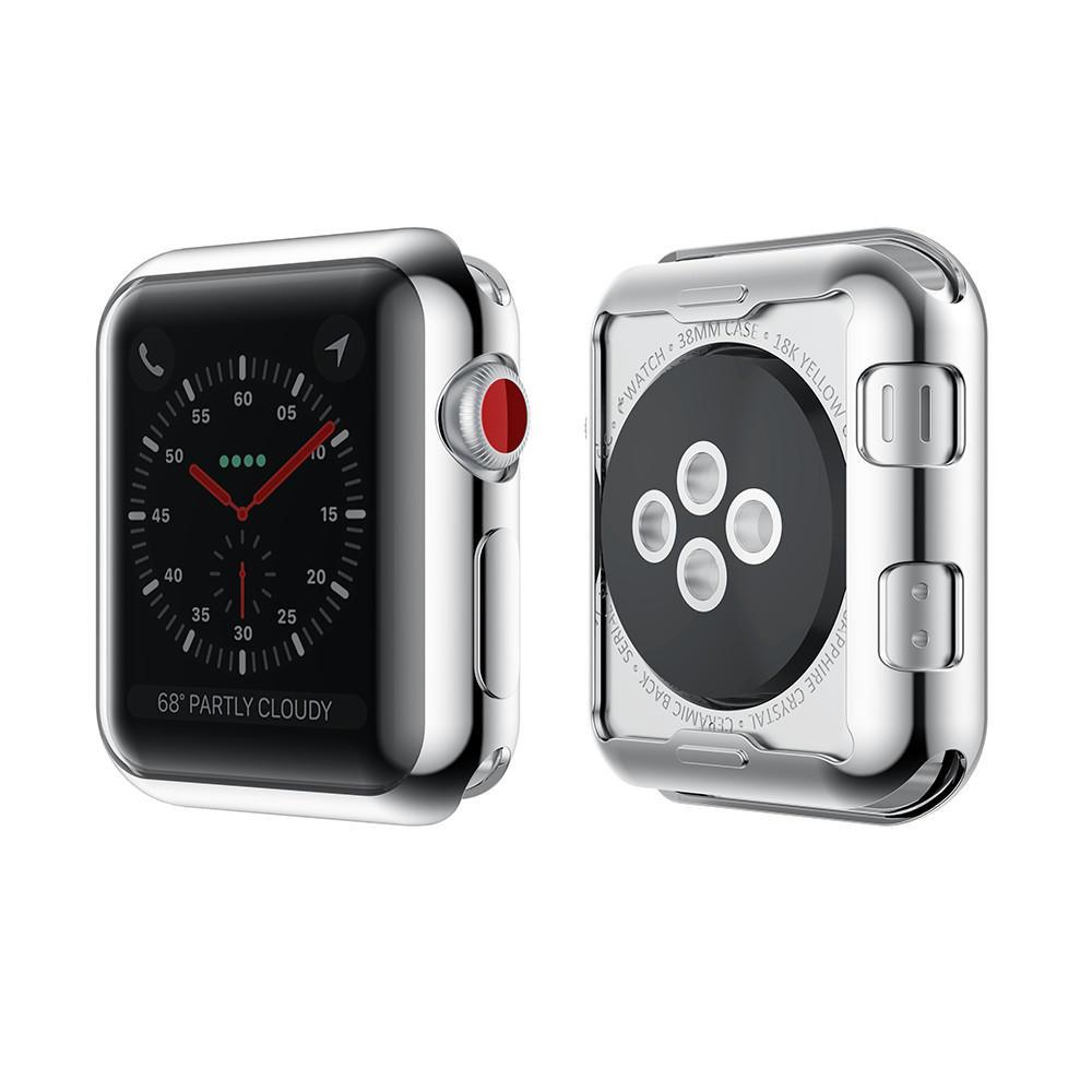 Đồng hồ bảo vệ đồng hồ Bakeey mạ TPU cho táo Watch Series 3 38mm / 42mm