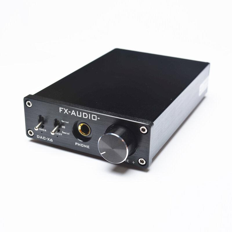 FX Audio DAC-X6 DAC 24BIT/192 HiFi Amplifier