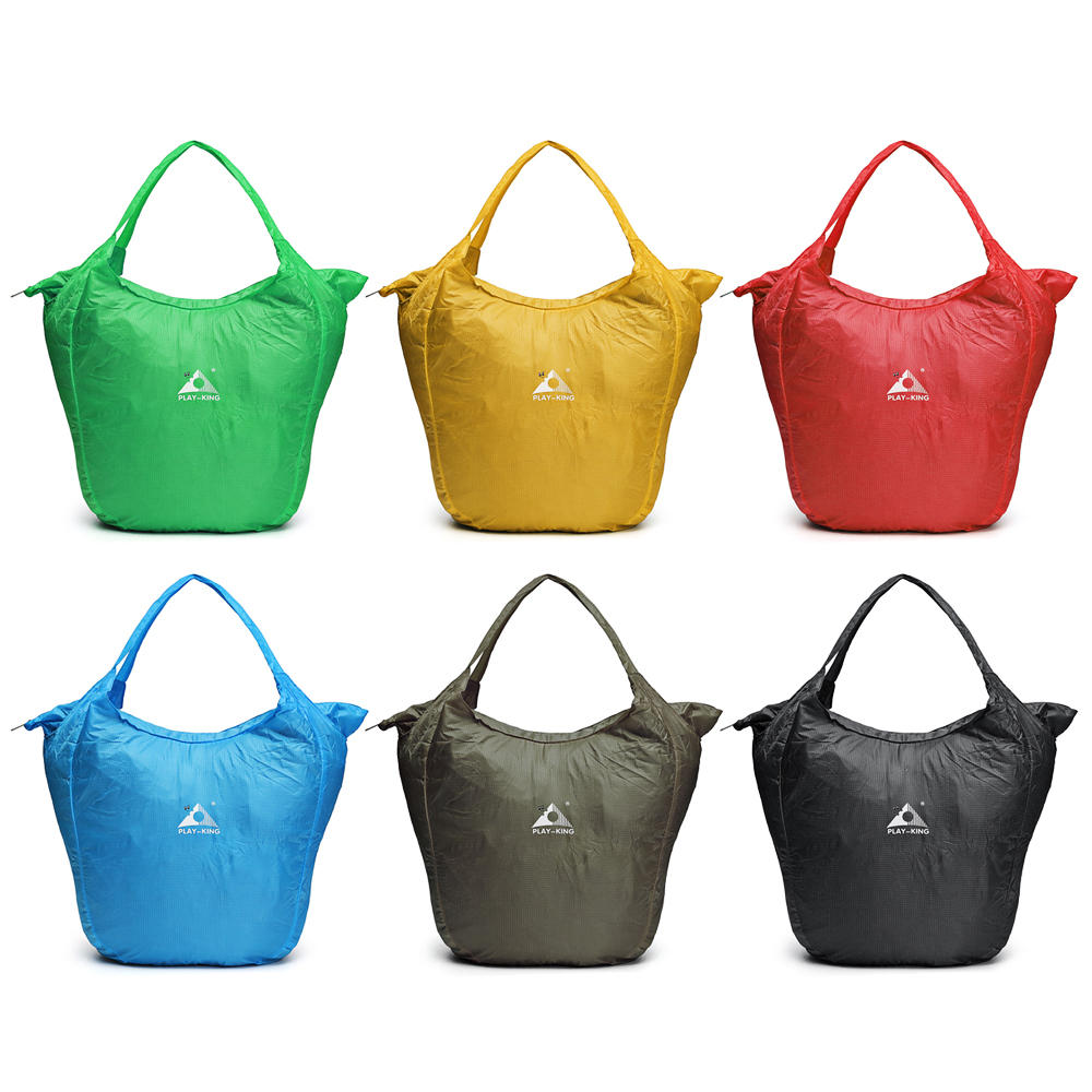 36L Waterproof Foldable Outdoor Handle Bag Athletic Hiking Climbing Bags Travel Rucksack