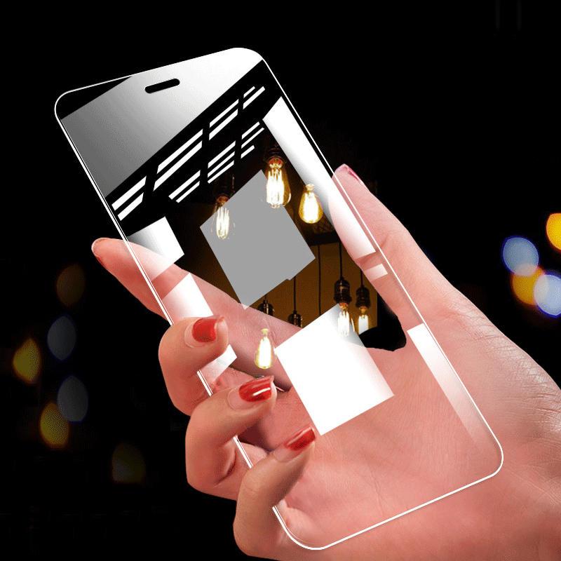 Baseus Oppgrader full glass beskyttelsesfilm til iPhone XR 0.15mm ripebestandig temperert glassfilm