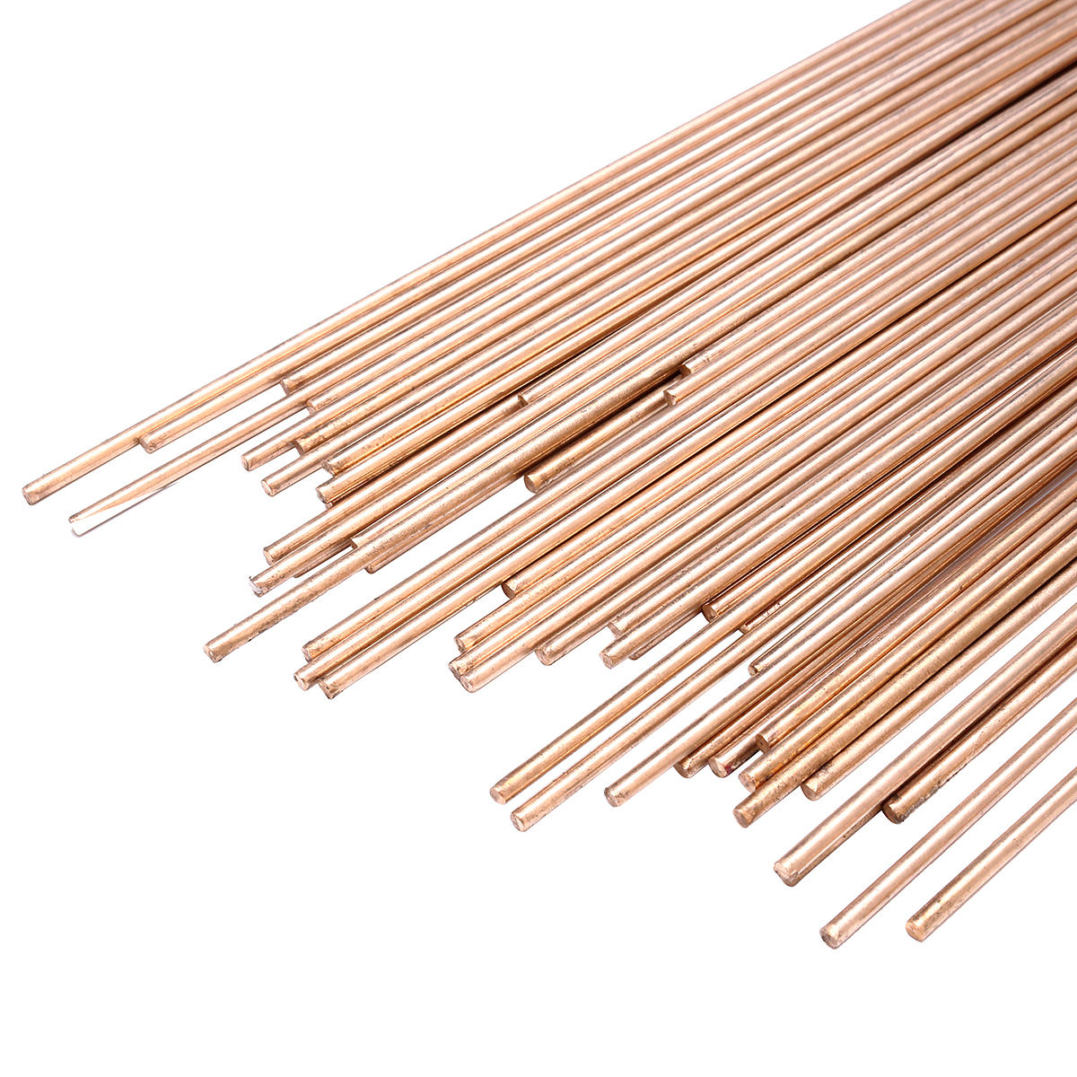 1000g 100cm 1.6mm Dia 50000 PSI  Silicon Bronze Brass Tig Brazing Welding Rods