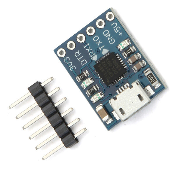 CJMCU CP2102 USB To TTL/Serial Module Downloader For Arduino
