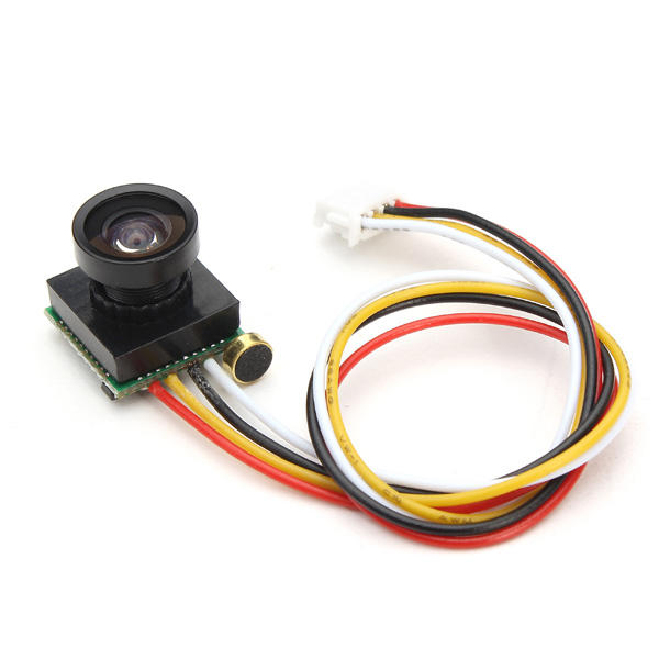 600TVL 100 Degree 1/4 Cmos 2.8mm Lens FPV Camera PAL/NTSC 3.3-5V for RC Drone FPV Racing