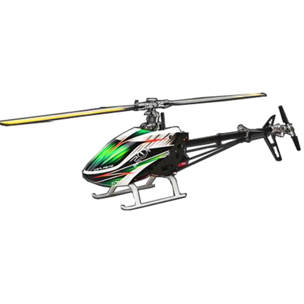 KDS INNOVA 450BD FBL 6CH 3D Flying Cinturón Drive RC Helicóptero Kit