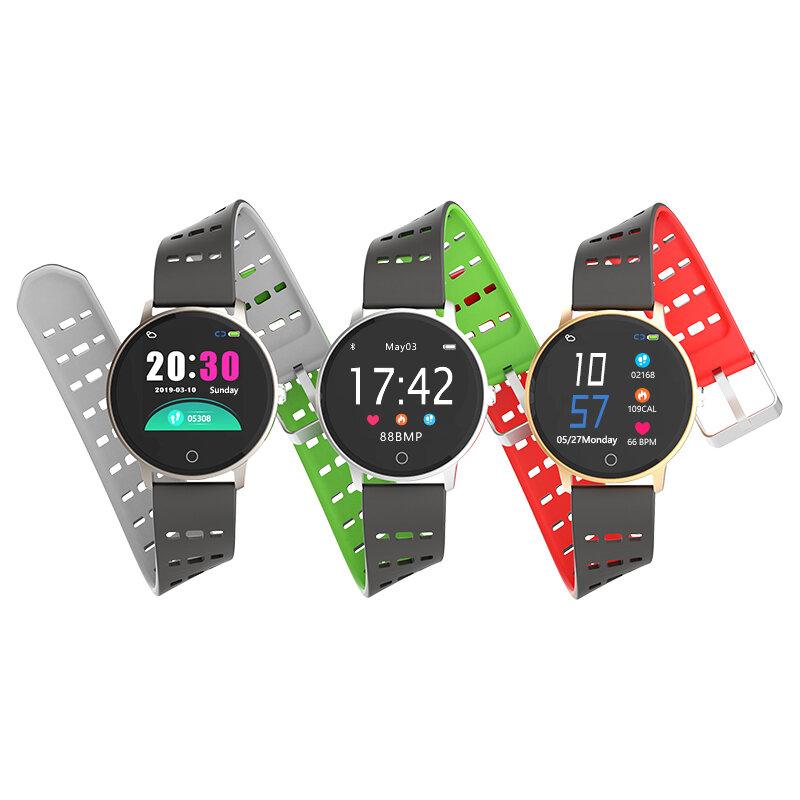 Bakeey R1 0.96inch Heart Rate Blood Pressure Oxygen Monitor USB