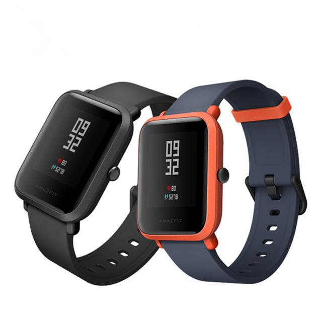 Original Xiaomi AMAZFIT Bip Pace Youth GPS Bluetooth 4.0 IP68 Waterproof Smart Watch Chinese Version