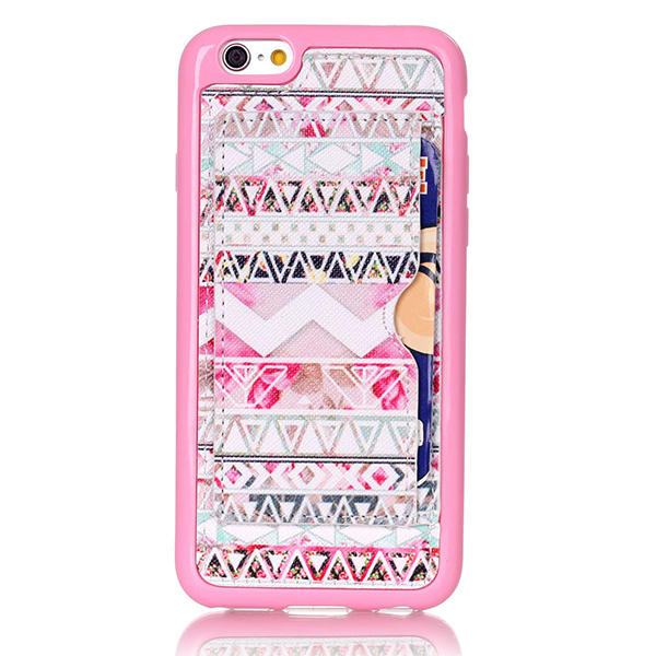Pink Tribe mẫu Back Case Case cho iPhone 6 6s