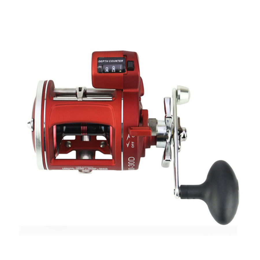ZANLURE ACL 3.8:1 12BB High Speed Baitcasting Wheel Left/Right Hand New Drum Counter Fishing Reel фото