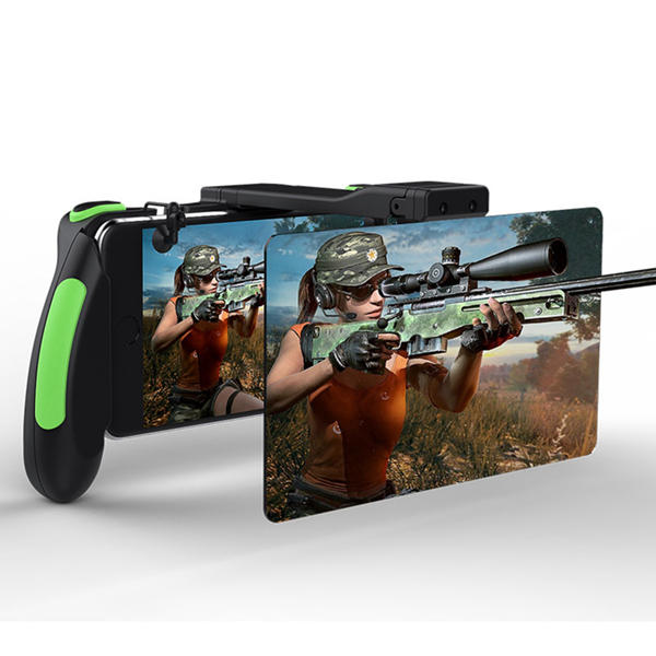 Bakeey Magnifier High magnification Gamepad Joystick Game Controller Holder For PUBG Game Smartphone