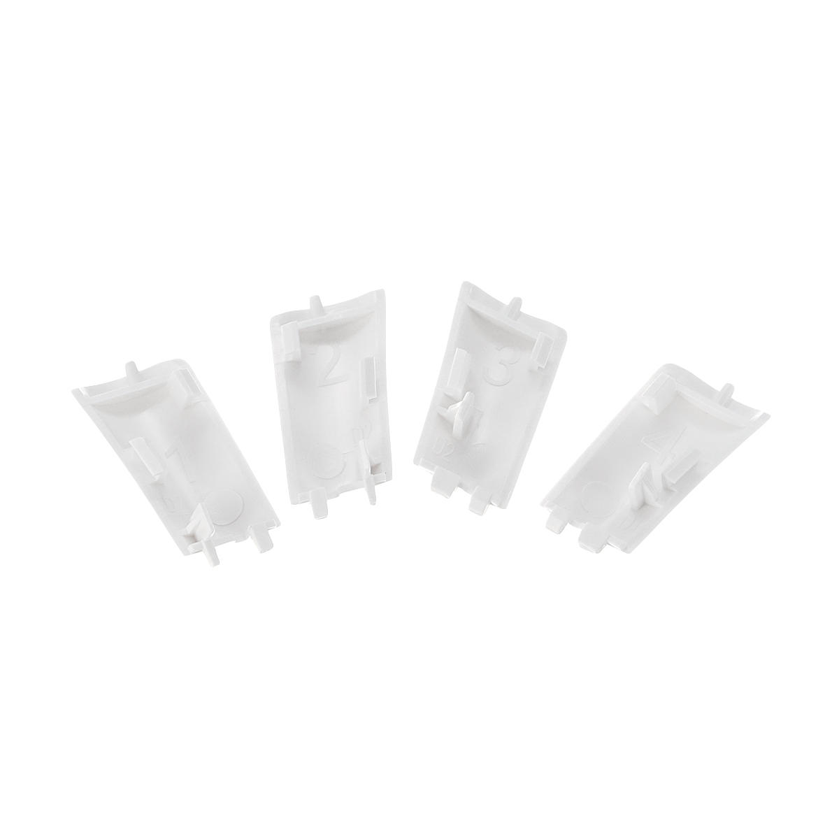 4Pcs Landing Gear Cover RC Quadcopter Parts For DJI Phantom 4 Pro/Adv Drone