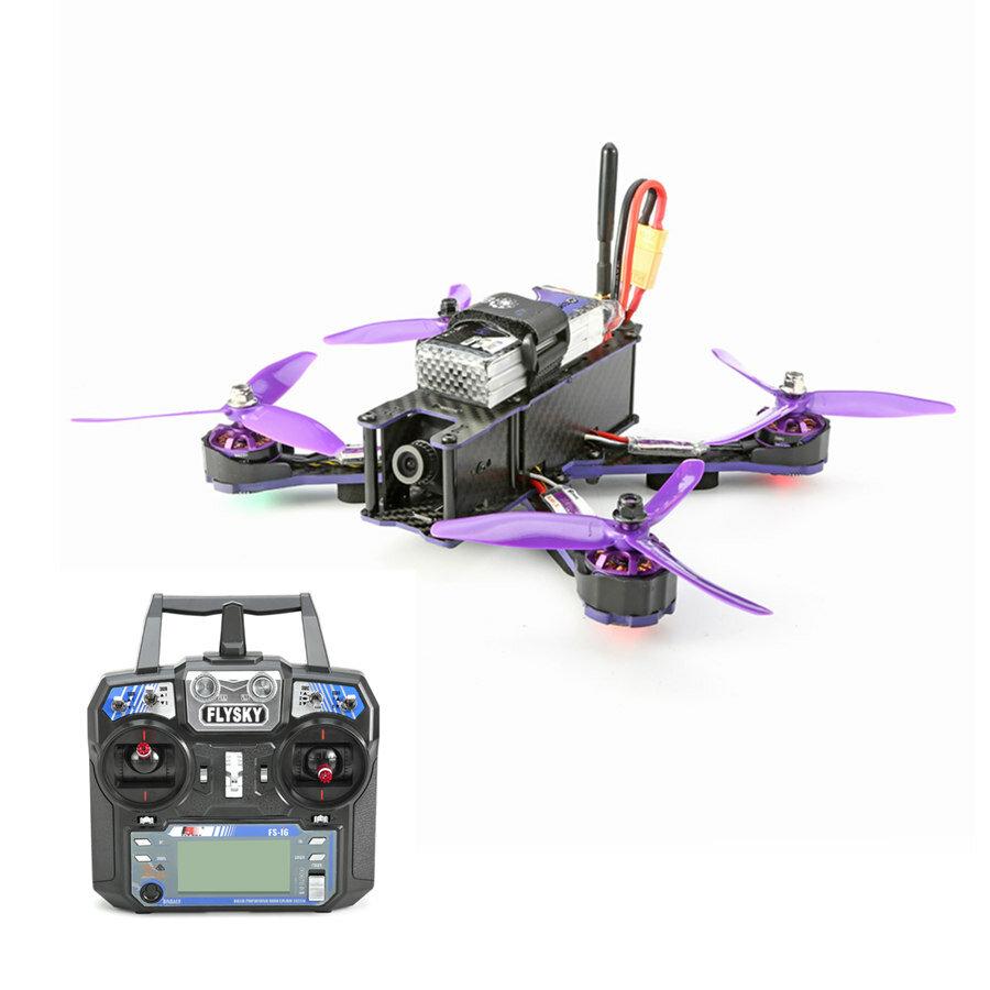 Eachine Wizard X220 FPV Racing RC Drone Blheli_S F3 5.8G 40CH 200MW 700TVL Camera w/ FlySky I6 RTF
