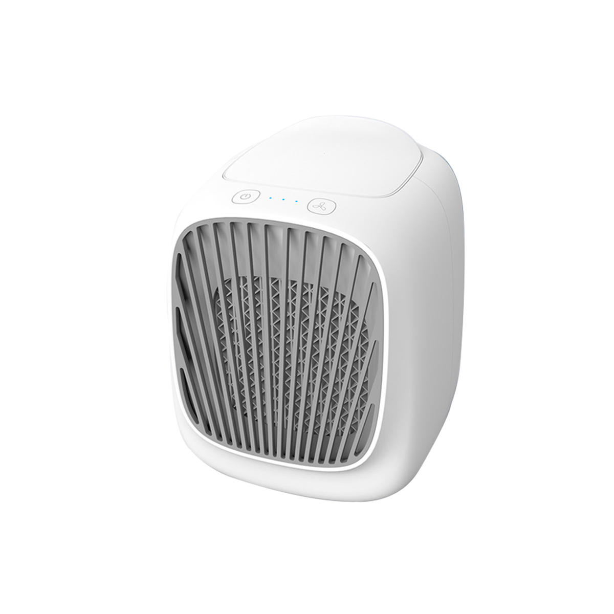 3 Gear 160ml USB Mini Air Conditioner Personal Space Water Cooling Fan Portable Air Cooler