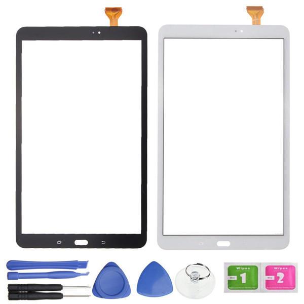 Digitizador de tela de toque para 10,1 polegadas Samsung Galaxy Tab A 10,1 SM T580 w Ferramentas