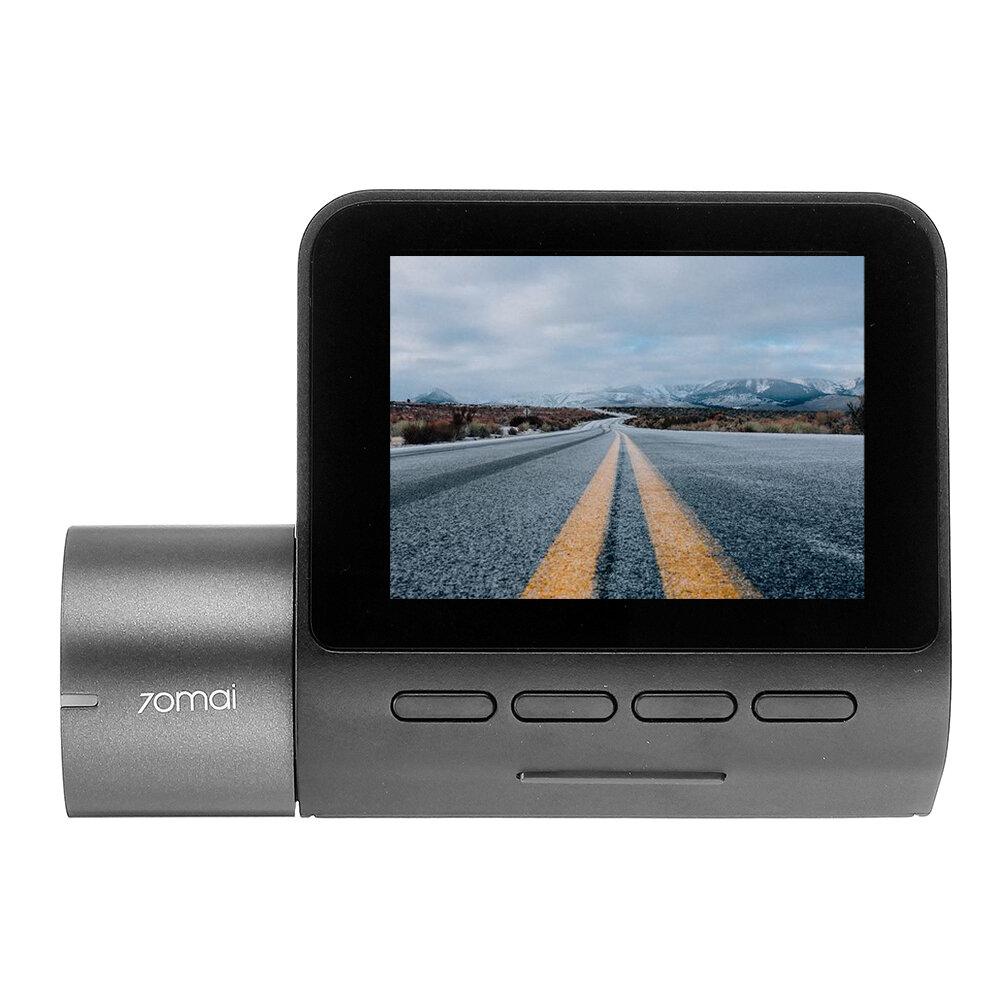 70mai Pro Midrive D02 English Russian 1944P Car DVR Camera SONY IMX335 Sensor 140 Degree from Xiaomi Youpin
