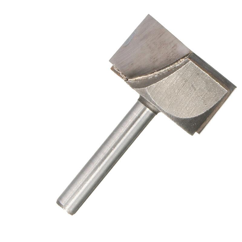 Bộ định tuyến CNC 6 mm x 30 bit Công cụ làm sạch đáy Máy phay
