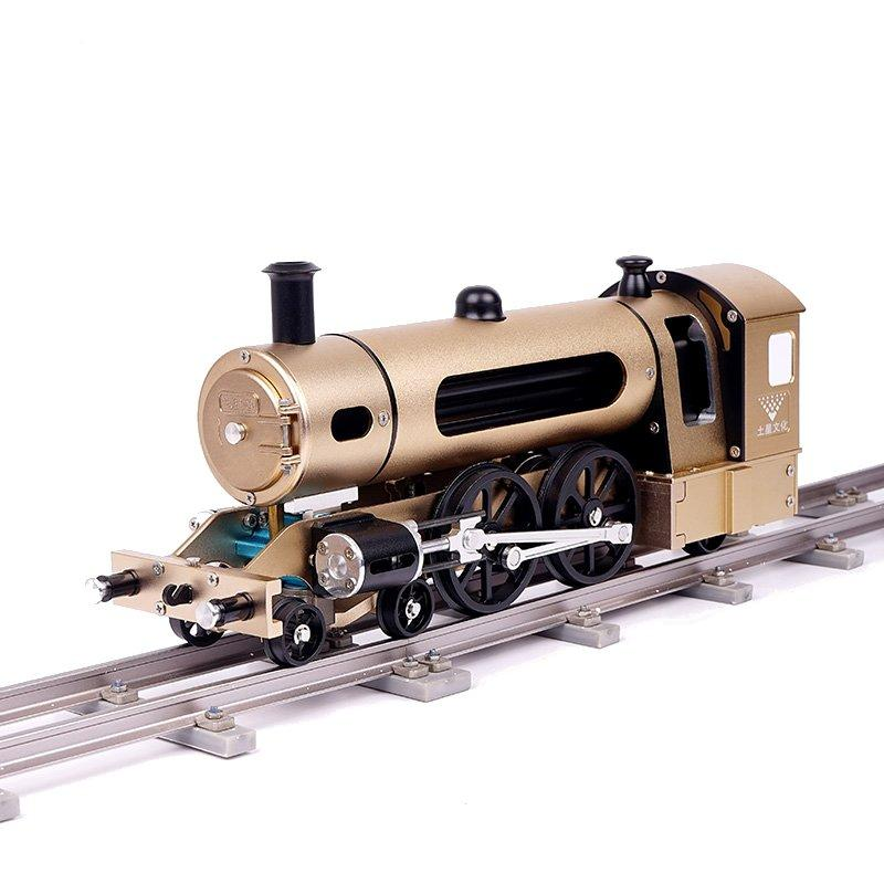 Train Engine For Sale >> Teching Engine Steam Train Model With Pathway Full Aluminum Alloy