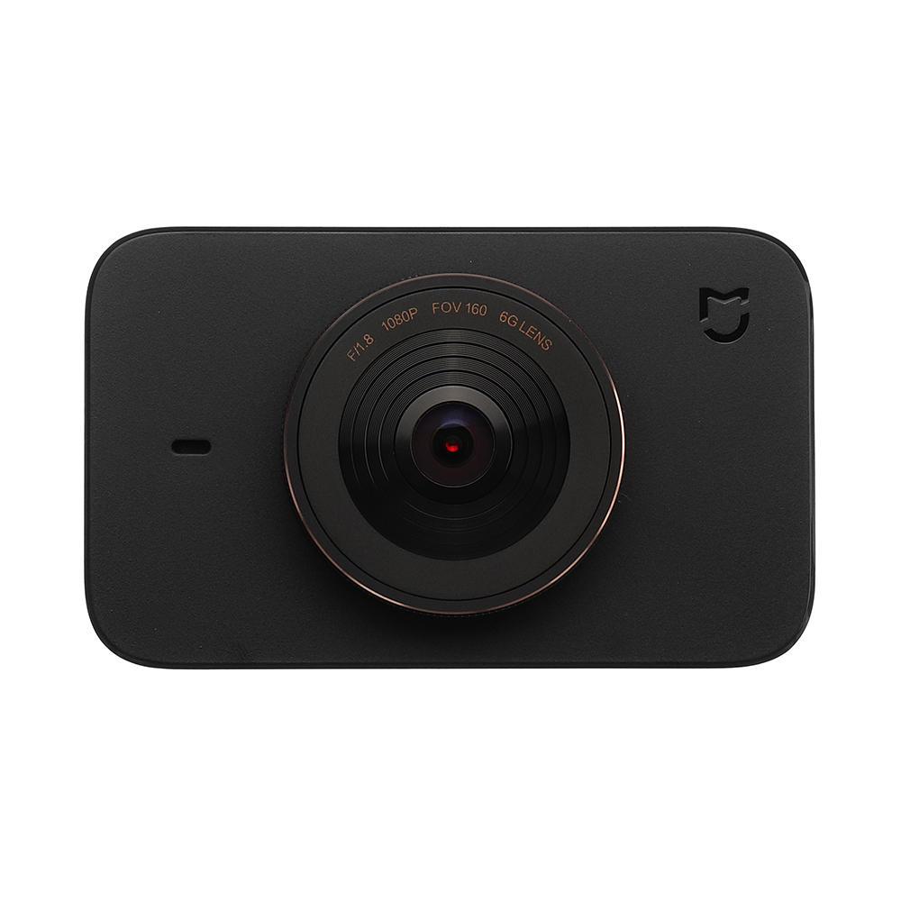 オリジナルXiaomi MiJia車DVR S0NY IMX323センサービデオレコーダー160度広角3.0インチTFT